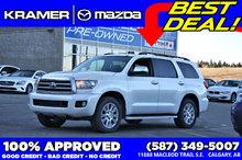 2014 Toyota Sequoia Platinum *Price Reduction*