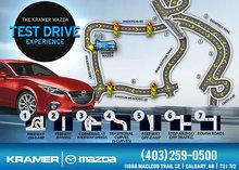 The Kramer Mazda Test Drive Experience from Kramer Mazda