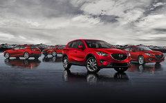 Les ventes augmentent pour Mazda en avril