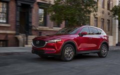 Voici le nouveau Mazda CX-5 2017