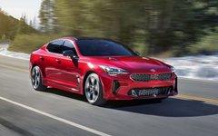 Kia Stinger GT 2018 : un look d'enfer et les performances qui vont avec
