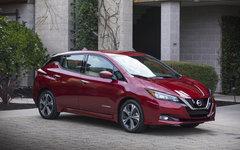 Nissan LEAF 2018 : la voiture électrique réinventée
