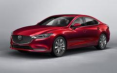 La Mazda6 hausse la barre pour 2018