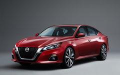Nissan Altima 2019 : la nouvelle Altima aura la traction intégrale