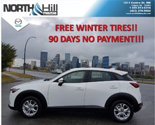 2016 Mazda CX-3 GS with Leather