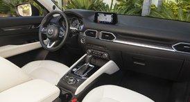 Kramer Mazda   CX-5'S INTERIOR INDULGES BOTH HEART AND SOUL