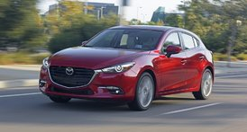 Kramer Mazda   MAZDA3 TOPS KELLEY BLUE BOOK'S COOLEST NEW CARS FOR THE FIFTH YEAR IN A ROW