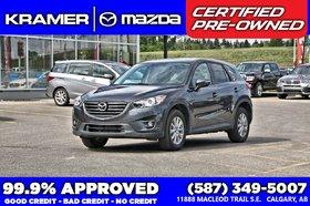 2016 Mazda CX-5 GS AWD  *Aged Inventory Sale*