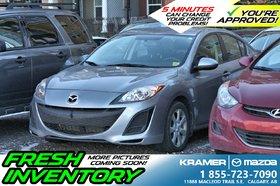 2011 Mazda Mazda3 GX *LOW MILEAGE*