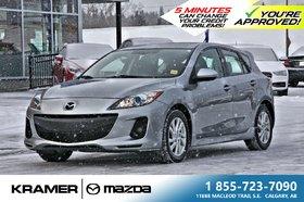 2012 Mazda Mazda3 GS *LOW MILEAGE*