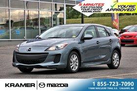 2013 Mazda Mazda3 GS SkyActiv w/Moonroof Package