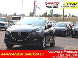 2014 Mazda Mazda3 GS w/6-Speed Manual
