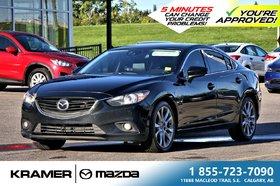 2014 Mazda Mazda6 GT w/Technology Package!!!