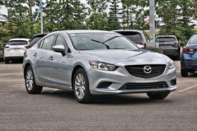 2016 Mazda Mazda6 GS w/Leather *SAVE HUGE*