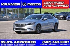 2016 Mazda Mazda6 GT w/Navigation & *2 SETS TIRES*