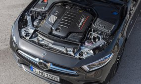 Mercedes-AMG présente la nouvelle série de modèles 53 à Détroit