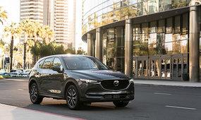 Tout ce qu'il faut savoir sur le nouveau Mazda CX-5 2018