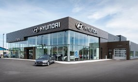 Voyez en images notre nouveau concessionnaire Hyundai Magog!