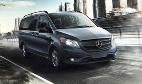Mercedes-Benz Metris 2018 : le luxe Mercedes-Benz a porté de main.