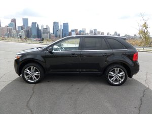 2013 Ford Edge Limited-w/winter's on alloys
