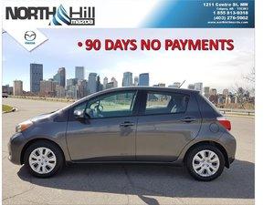 2014 Toyota Yaris 5 Door LE Htbk Auto