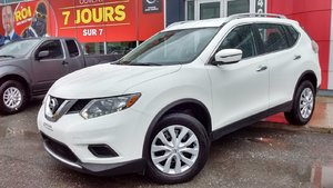 Nissan Rogue 2016 S AWD SEULEMENT 26862KM! COMME NEUF