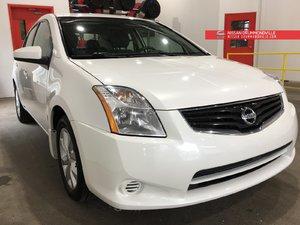 Nissan Sentra 2012 2.0 - AUTOMATIQUE - AUBAINE!!