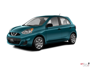 Nissan Micra 2017 AE00