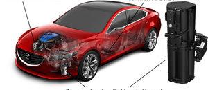 Système I-ELOOP de Mazda