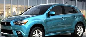 Mitsubishi lance son tout nouveau RVR au Québec