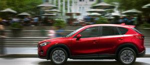 Mazda CX-5 2016 : encore des améliorations
