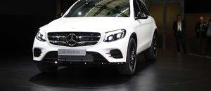Le Mercedes-Benz GLC 2016 dévoilé en Allemagne