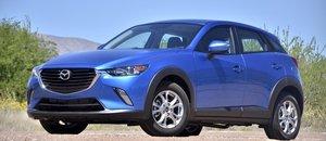 Le Mazda CX-3 2016 se démarque de plusieurs façons