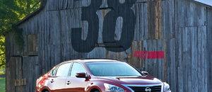 Nissan Altima 2013 - Améliorée à tous les niveau