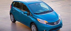 Nissan Versa Note 2014 – Sous-compacte spacieuse et économique