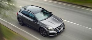 Le Mercedes-Benz GLA arrive en 2014