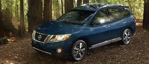 Nissan Pathfinder 2016 : de l'espace et du luxe