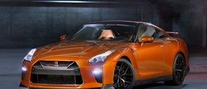 Nissan présente la nouvelle Nissan GT-R 2017 à New York