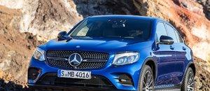 Le Mercedes-Benz GLC Coupé fait ses débuts à New York
