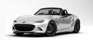 Mazda produit 1 million d'exemplaires de la Mazda MX-5