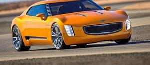 Kia GT4 Stinger – Le coté sportif de Kia