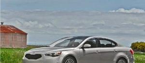 Cinq choses à savoir sur la Kia Cadenza 2014