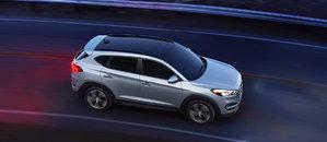 Hyundai Tucson 2017 : espace et raffinement