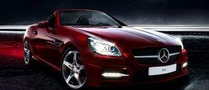Mercedes-Benz SLK 2014 – Le plaisir de l'été