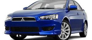 Un nouveau modèle s'ajoute à la famille Mitsubishi Lancer 2012