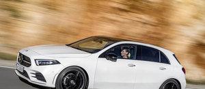 La Mercedes-Benz Classe A arrive enfin chez nous