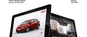 L'application mobile Kia Rio reçoit une distinction