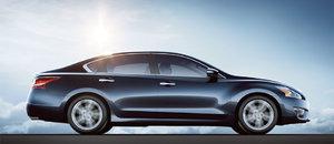 Amélioration de la Nissan Altima 2013