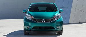 Nissan Versa Note 2015 – Toujours parmi les meilleures