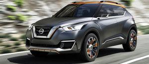 Nissan dévoile le concept Kicks